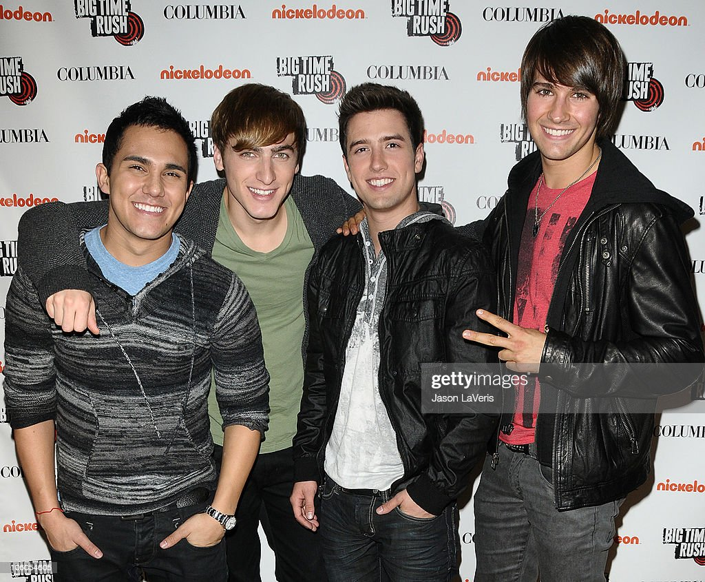 Big Time Rush Autograph Signing - Universal City, CA