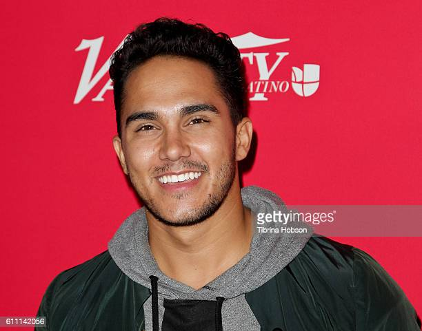 Carlos PenaVega attends Variety's 10 Latinos To Watch Event at The London West Hollywood on September 28 2016 in West Hollywood California