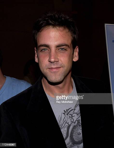 Carlos Ponce during 20th Annual Santa Barbara International Film Festival 'Dave Barry's Complete Guide To Guys' at Arlington Theatre in Santa Barbara...