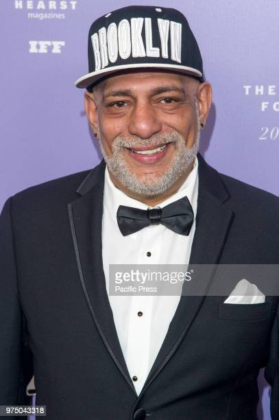 Carlos Powell attends 2018 Fragrance Foundation Awards at Alice Tully Hall at Lincoln Center