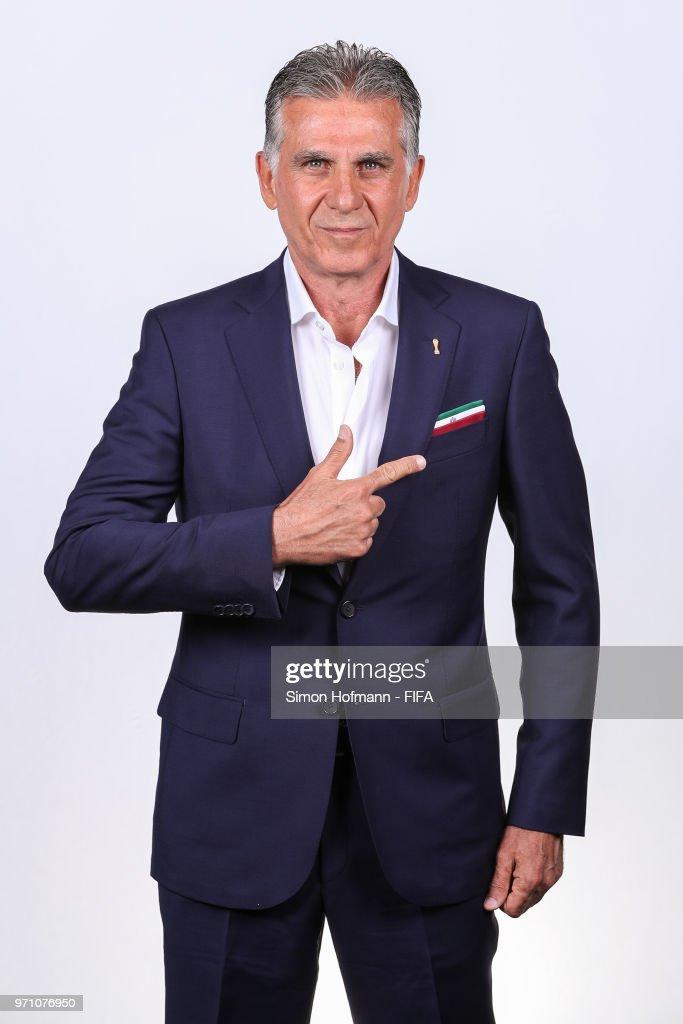 Iran Portraits - 2018 FIFA World Cup Russia