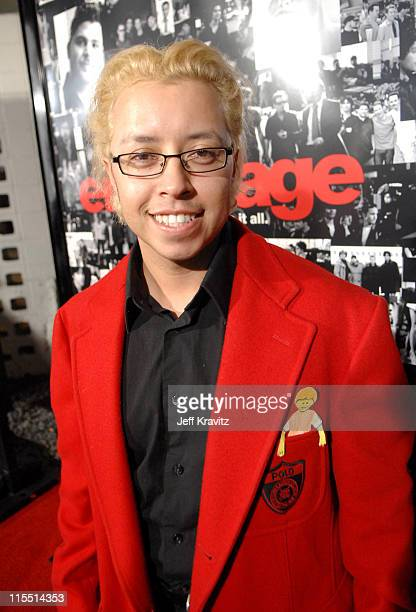 """Carlos Ramirez during """"Entourage"""" Third Season Premiere in Los Angeles - Red Carpet at The Cinerama Dome in Los Angeles, California, United States."""