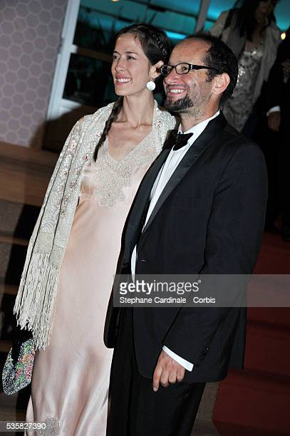 Carlos Reygadas at Winners Dinner Arrivals during the 65th Cannes International Film Festival