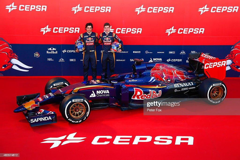 F1 Testing In Jerez - Previews : ニュース写真