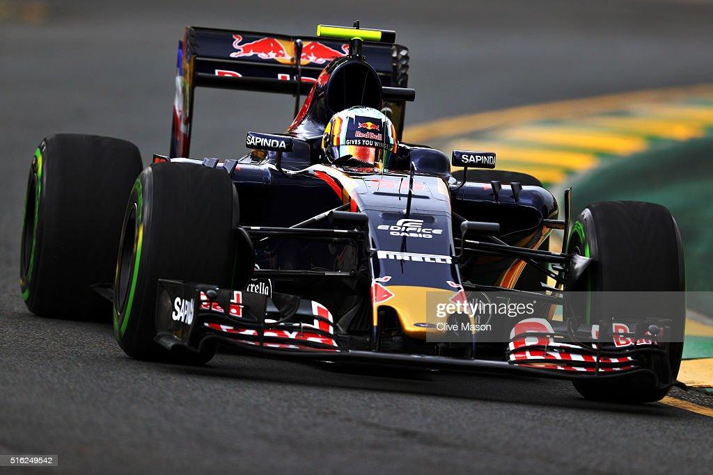 Australian F1 Grand Prix - Practice : News Photo