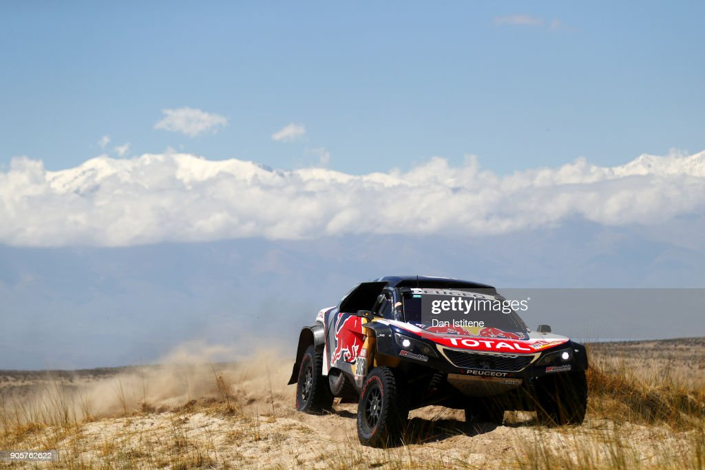 2018 Dakar Rally - Day Ten