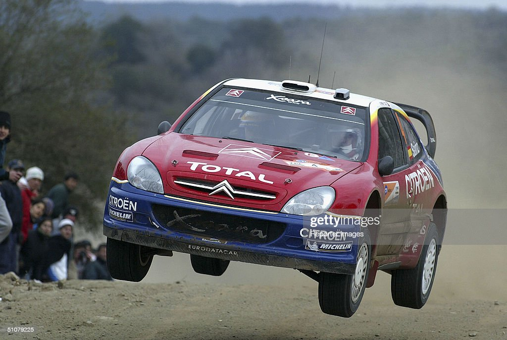 FIA World Rally Championship - Second Stage
