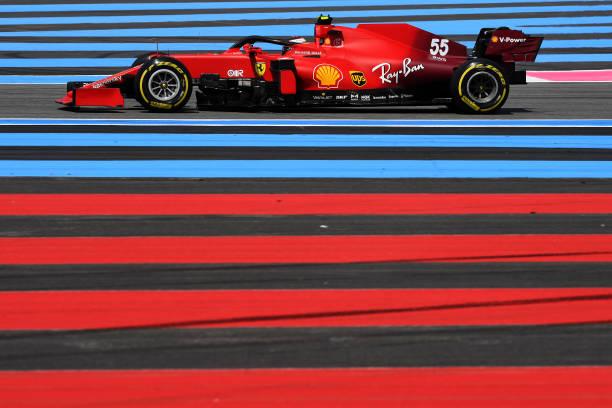 FRA: F1 Grand Prix of France - Practice