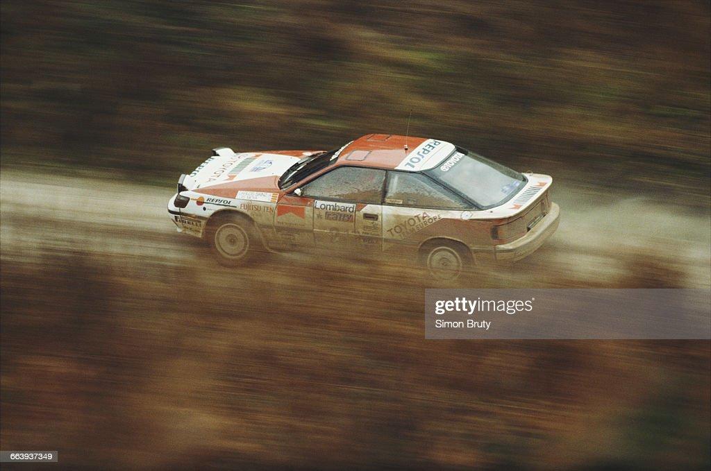 46th Lombard RAC Rally : News Photo