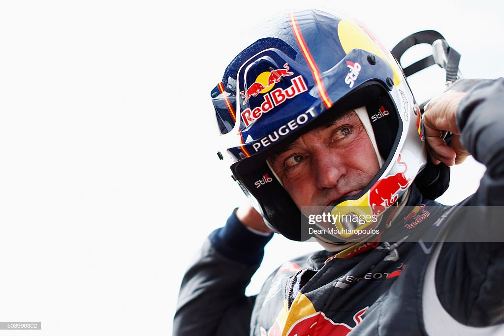 2016 Dakar Rally - Day Six