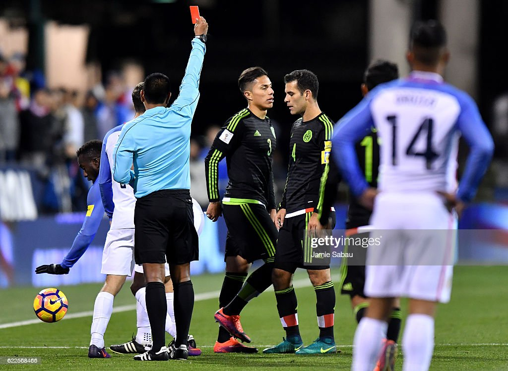 Mexico v United States - FIFA 2018 World Cup Qualifier : News Photo