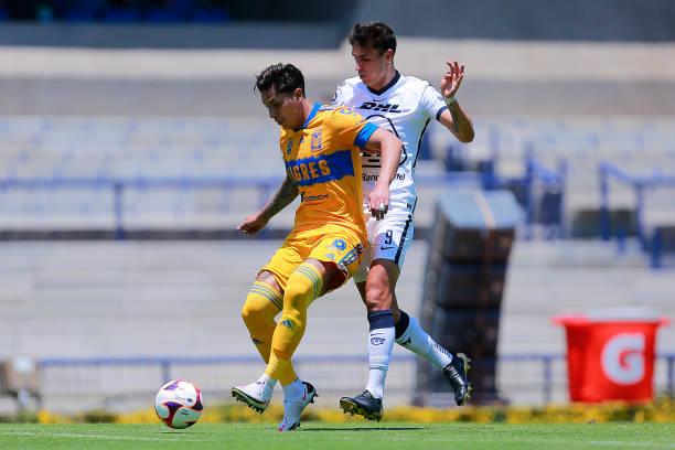 MEX: Pumas UNAM v Tigres UANL - Torneo Guard1anes 2021 Liga MX