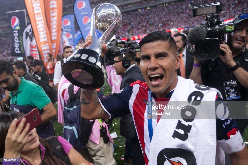 Chivas v Tigres UANL - Final Torneo Clausura 2017 Liga MX