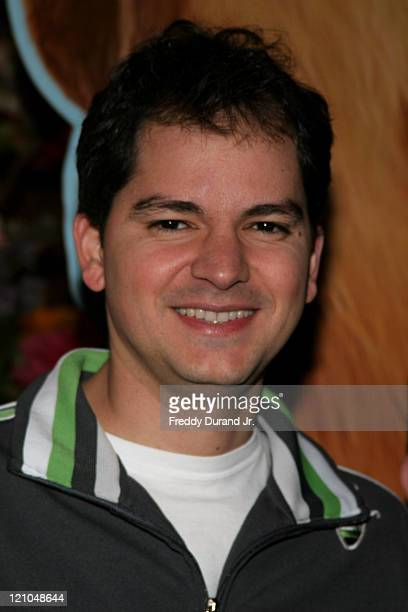 """Carlos Saldanha during """"Ice Age 2: The Meltdown"""" New York screening - Inside Arrivals at Ziegfeld Theater in New York, NY, United States."""