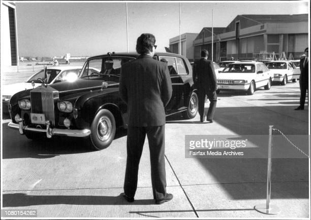 Carlos Salinas de Gortari. June 23, 1990. .