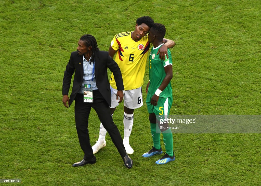 Senegal v Colombia: Group H - 2018 FIFA World Cup Russia : ニュース写真