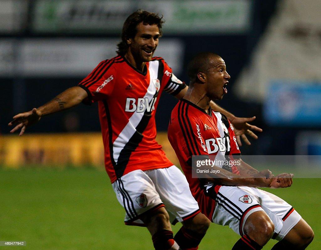 Quilmes v River Plate - Torneo de Transicion 2014