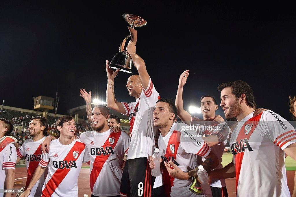 Gamba Osaka v River Plate - 2015 Suruga Bank Championship