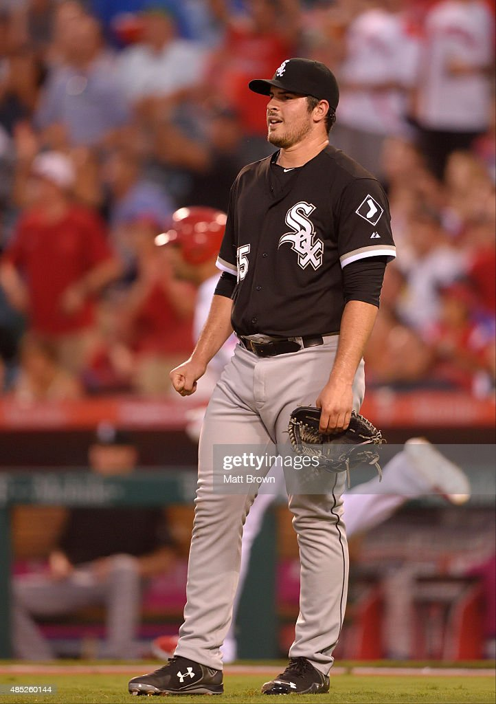 Chicago White Sox v Los Angeles Angels of Anaheim