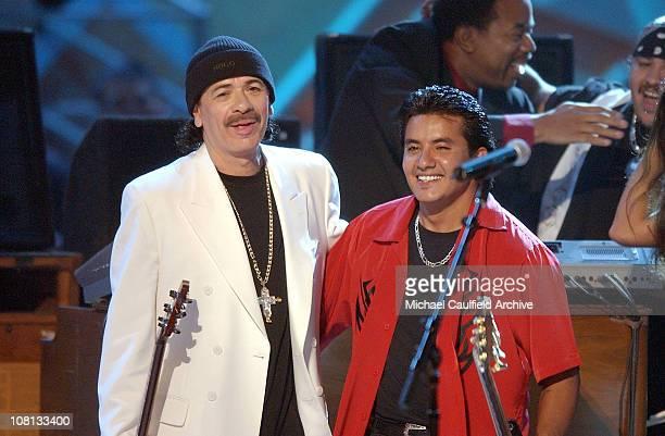 Carlos Santana and Los Lonely Boys perform La Bamba and I Don't Wanna Lose Your Love