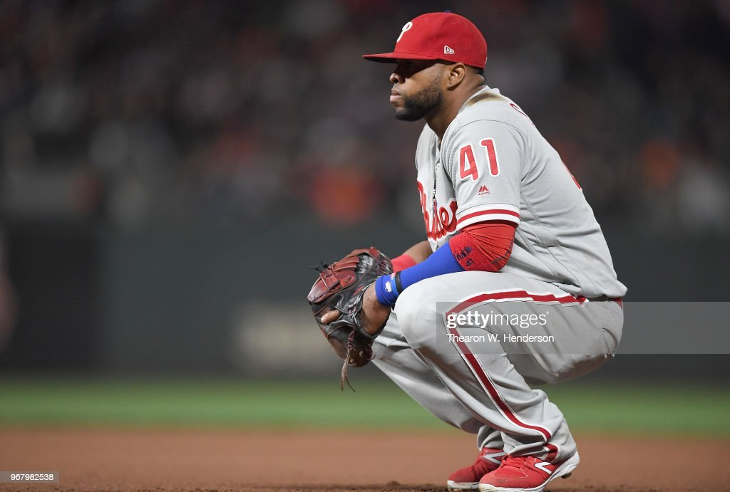 Philadelphia Phillies v San Francisco Giants : News Photo
