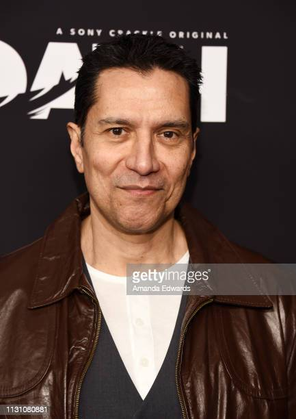 Carlos Sanz arrives at Sony Crackle's 'The Oath' Season 2 exclusive screening event at Paloma on February 20 2019 in Los Angeles California