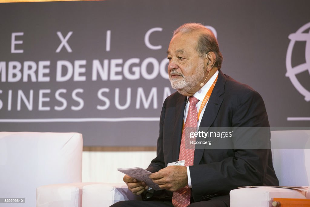 Key Speakers At The Mexico Business Summit : News Photo