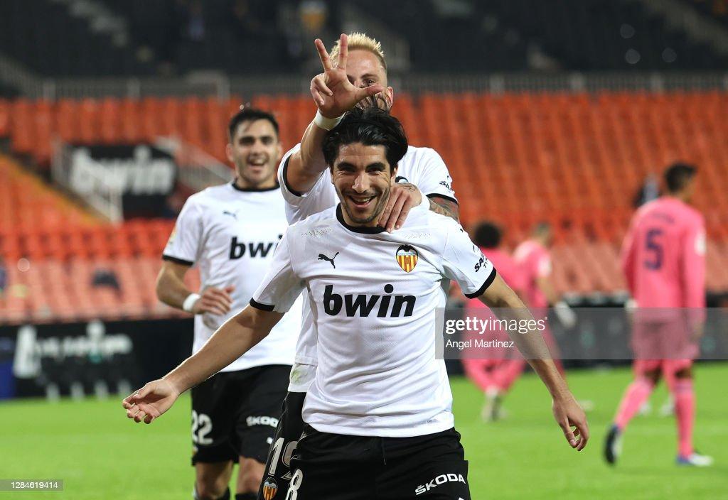 Valencia CF v Real Madrid - La Liga Santander : ニュース写真