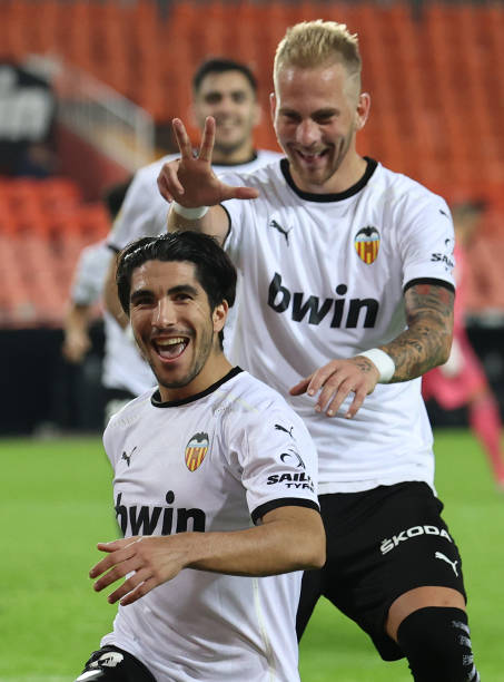 ESP: Valencia CF v Real Madrid - La Liga Santander