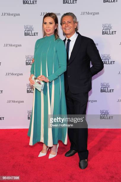 Carlos Souza attends New York City Ballet 2018 Spring Gala at David H Koch Theater Lincoln Center on May 3 2018 in New York City