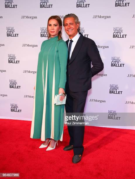Carlos Souza attends the 2018 New York City Ballet Spring Gala at David H Koch Theater Lincoln Center on May 3 2018 in New York City