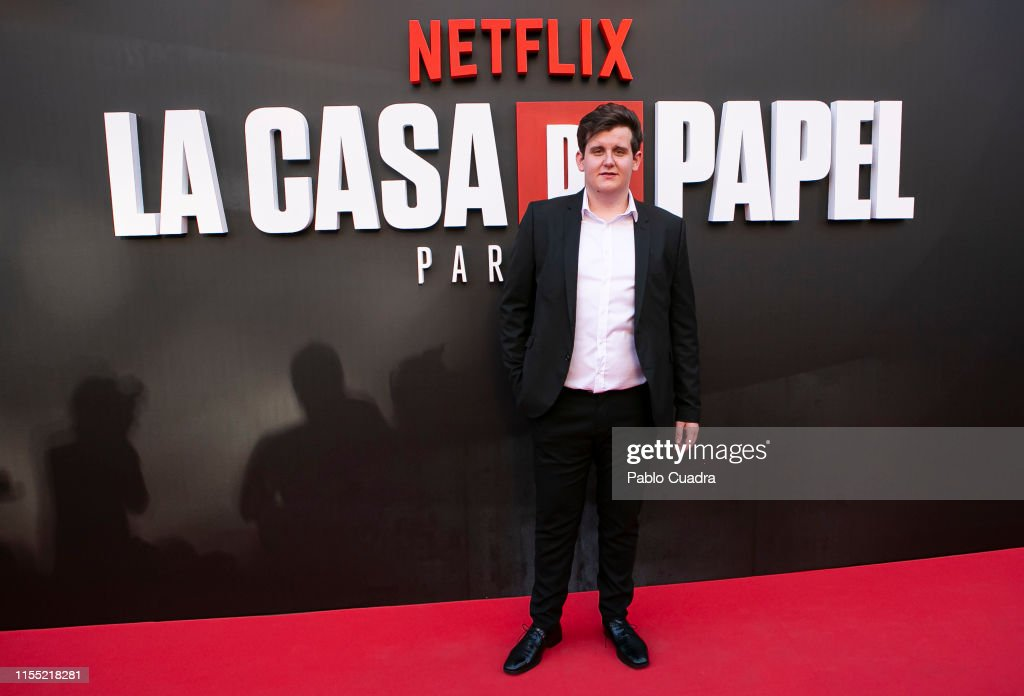 Carlos Suarez Attends The Red Carpet Of La Casa De Papel 3rd Season News Photo Getty Images