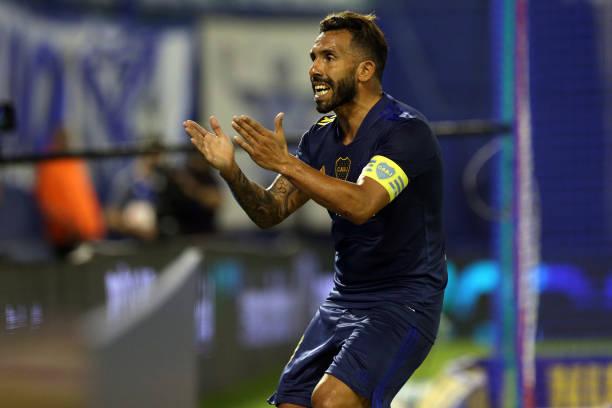 ARG: Velez Sarsfield v Boca Juniors - Copa De La Liga Profesional 2021
