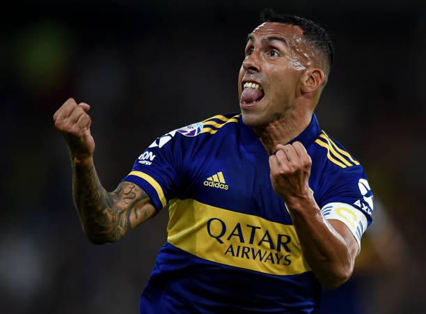 ARG: Boca Juniors v Godoy Cruz - Superliga 2019/20