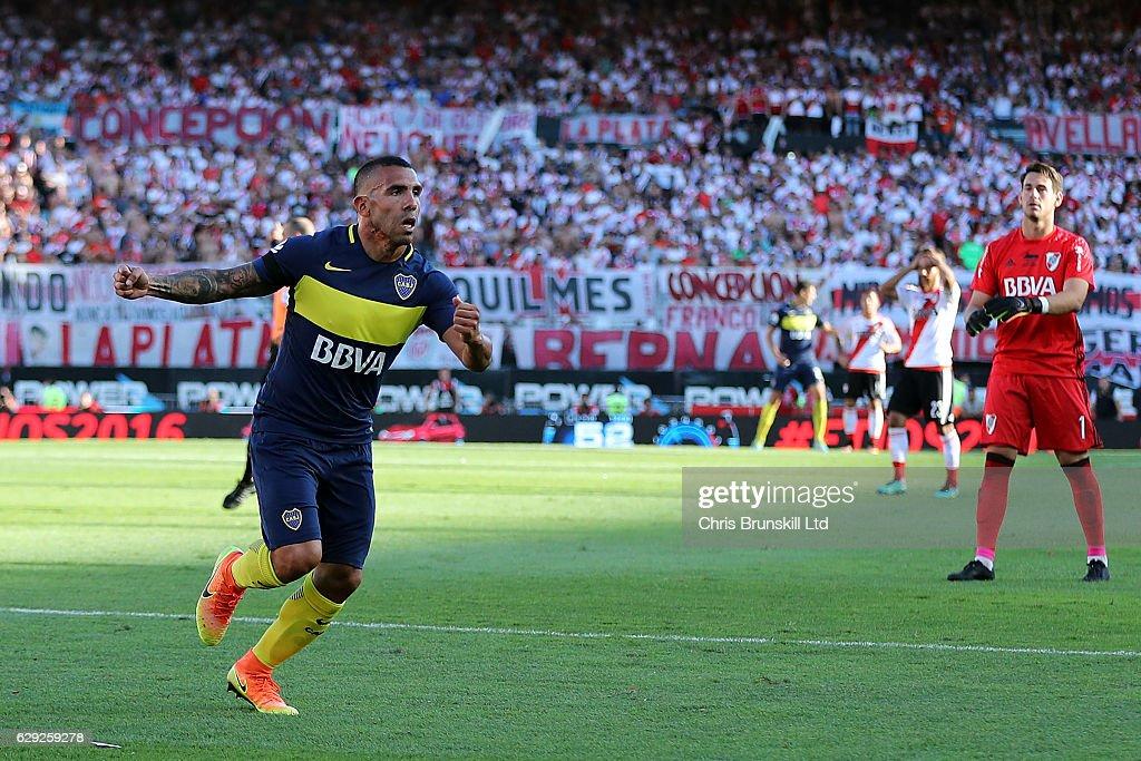 River Plate v Boca Juniors - Argentine Primera Division : News Photo