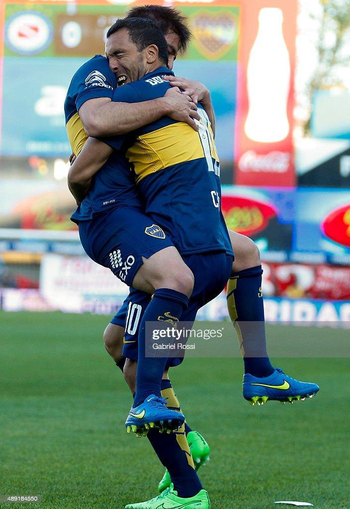 Argentinos Juniors v Boca Juniors - Torneo Primera Division 2015