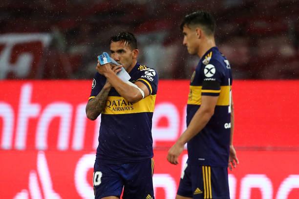 BRA: Internacional v Boca Juniors - Copa CONMEBOL Libertadores 2020