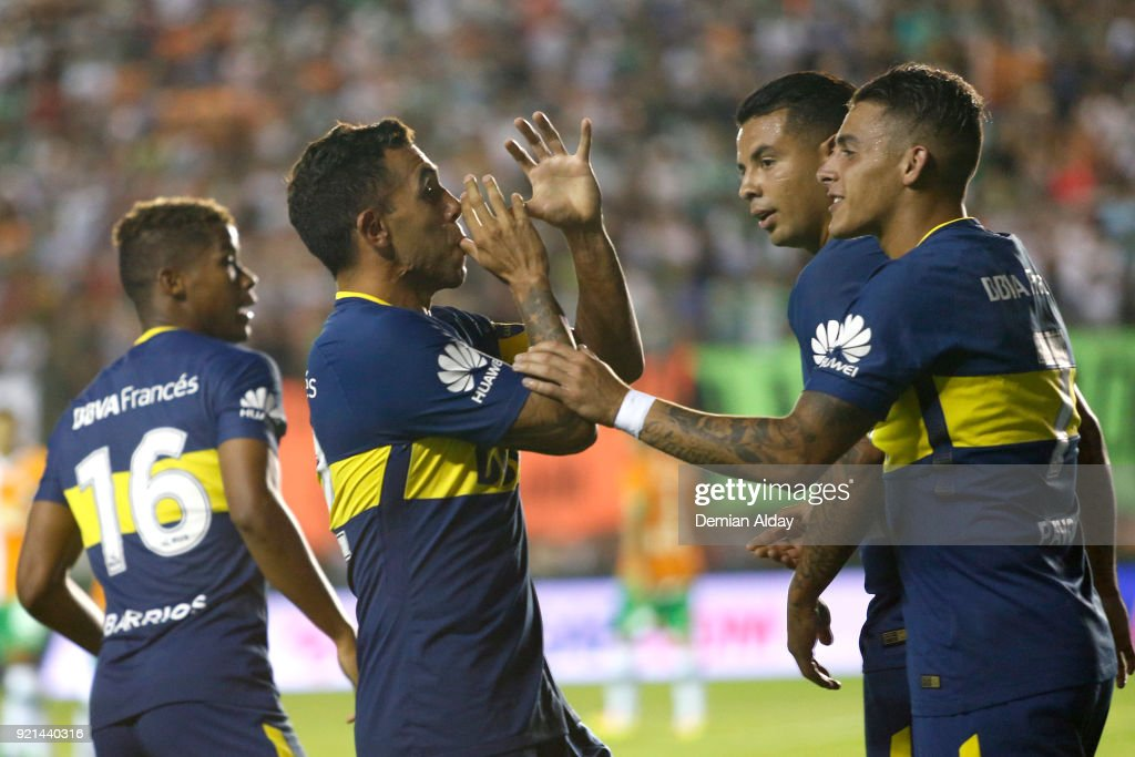 Banfield v Boca Juniors - Superliga 2017/18