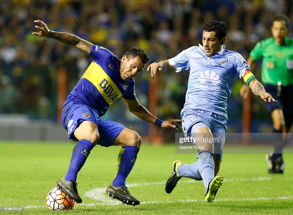 Boca Juniors v Bolivar - Copa Bridgestone Libertadores 2016 : News Photo