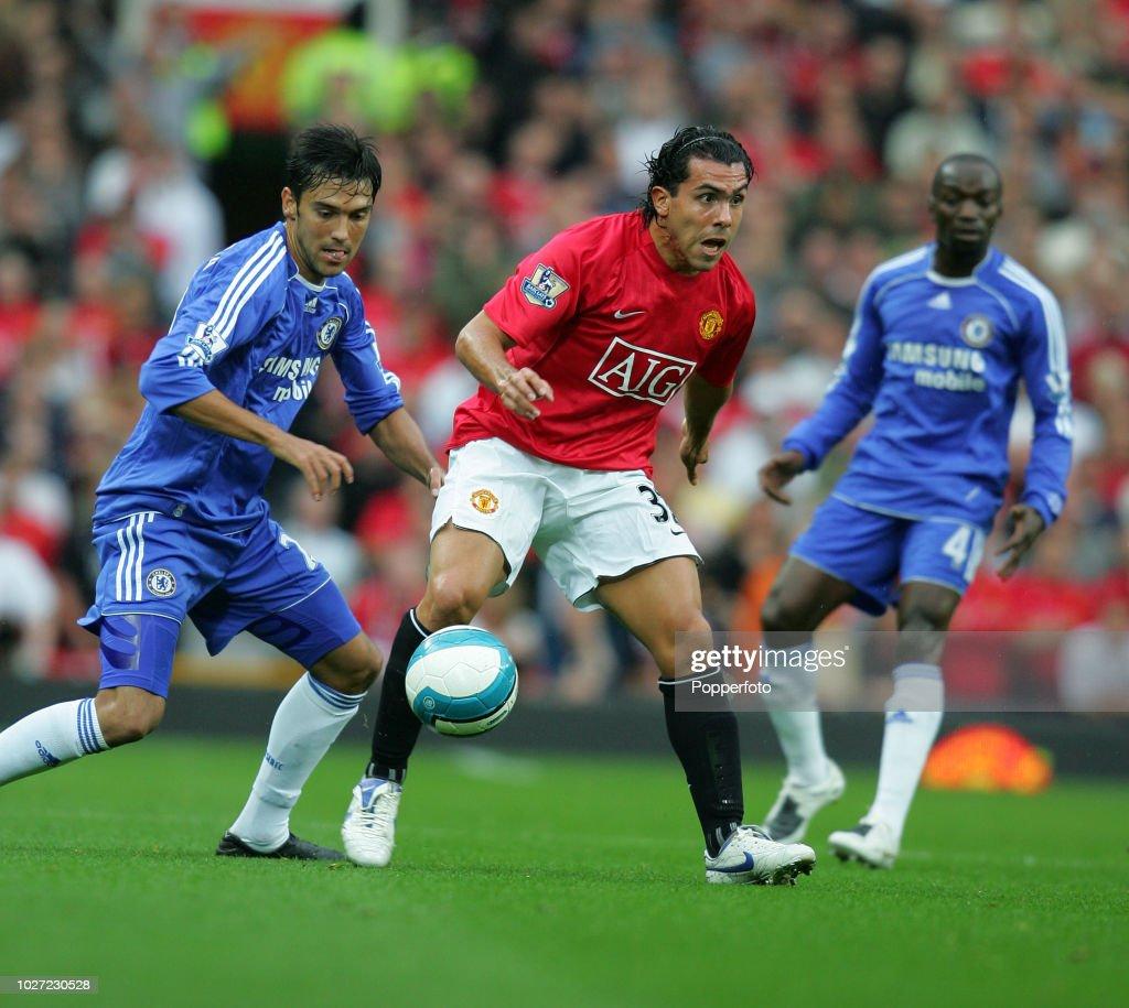 Manchester United v Chelsea - Barclays Premier League : News Photo