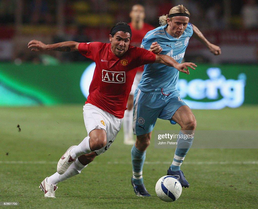 Manchester United v Zenit St Petersburg : News Photo