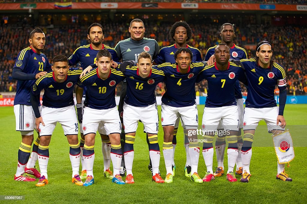 Friendly - Netherlands v Colombia : ニュース写真