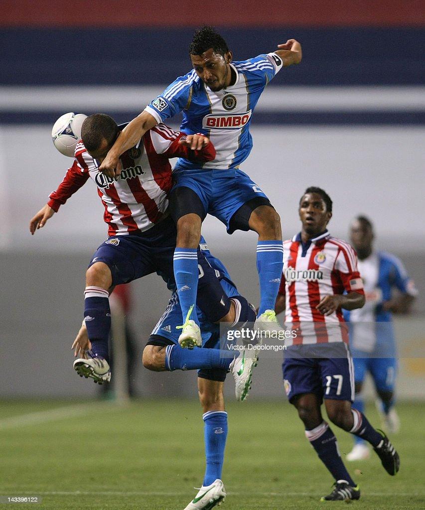 Philadelphia Union v Chivas USA : News Photo