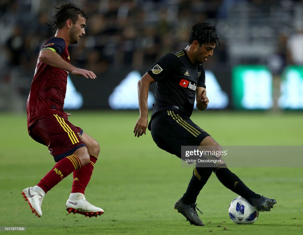Real Salt Lake v Los Angeles FC