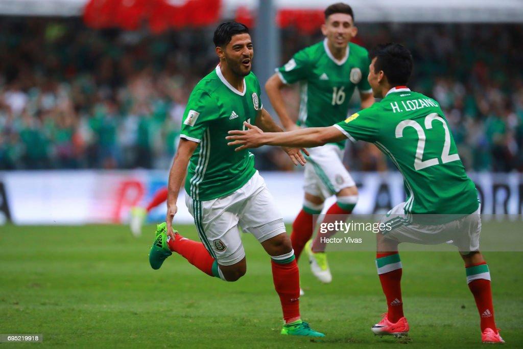 Mexico v United States - FIFA 2018 World Cup Qualifiers : Fotografía de noticias