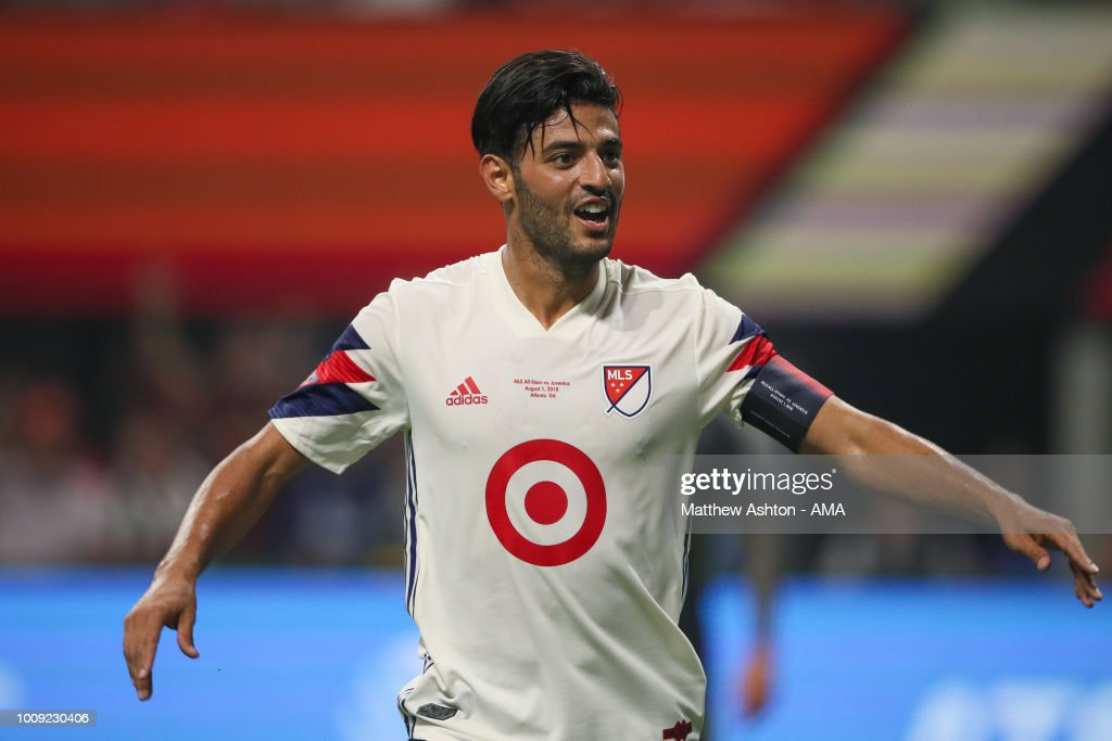 2018 MLS All-Star Game: Juventus v MLS All-Stars : News Photo