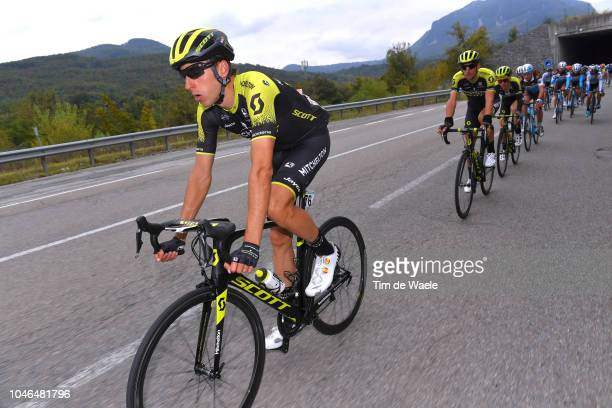 Carlos Verona of Spain and Team MitcheltonScott / during the 101th Giro Dell'Emilia 2018 a 2074km race from Casalecchio di RenoBologna to San Luca...