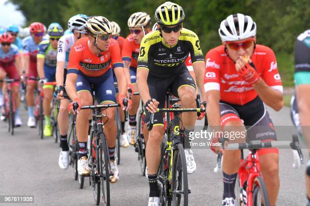 Carlos Verona of Spain and Team MitcheltonScott / during the 70th Criterium du Dauphine 2018 Stage 2 a 181km stage from Montbrison to Belleville on...
