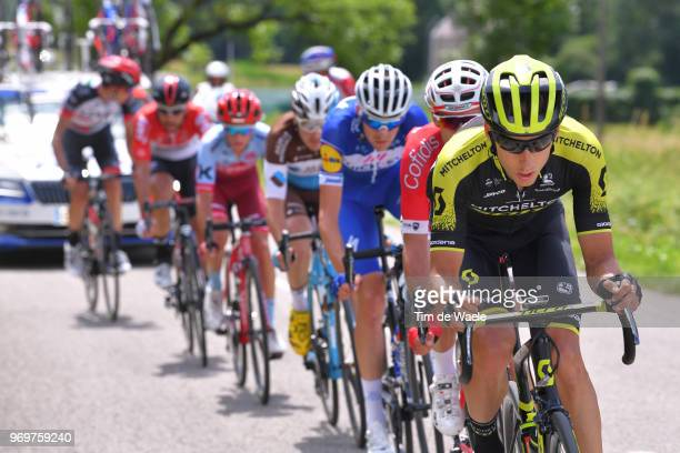 Carlos Verona of Spain and Team MitcheltonScott / during the 70th Criterium du Dauphine 2018 Stage 5 a 130km stage from Grenoble to Valmorel 1369m on...