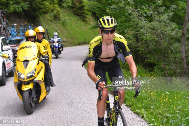Carlos Verona of Spain and Team MitcheltonScott / during the 70th Criterium du Dauphine 2018 Stage 6 a 110km stage from Frontenex to La Rosiere...